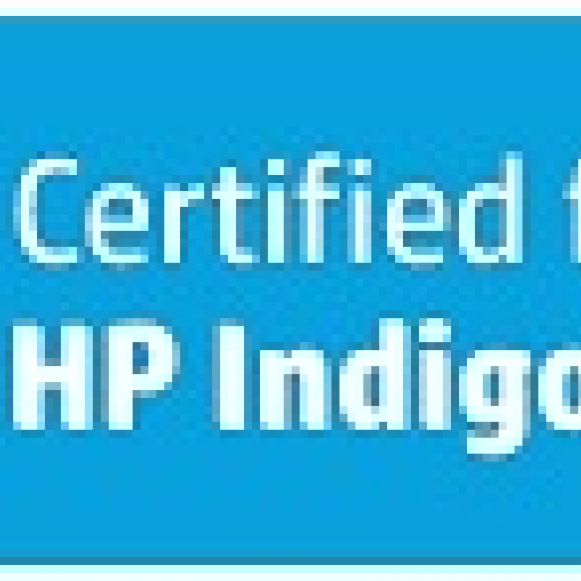 certified for HP Indigo 50